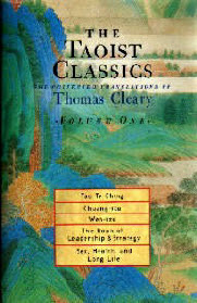 Thomas Cleary - volume one