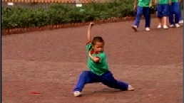 Shaolin Young Talent