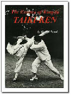 Taikiken book cover Taiki-ken the essence of Kung fu